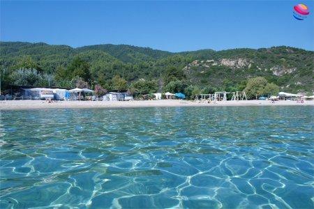 Penisola calcidica spiaggia di Armenistis
