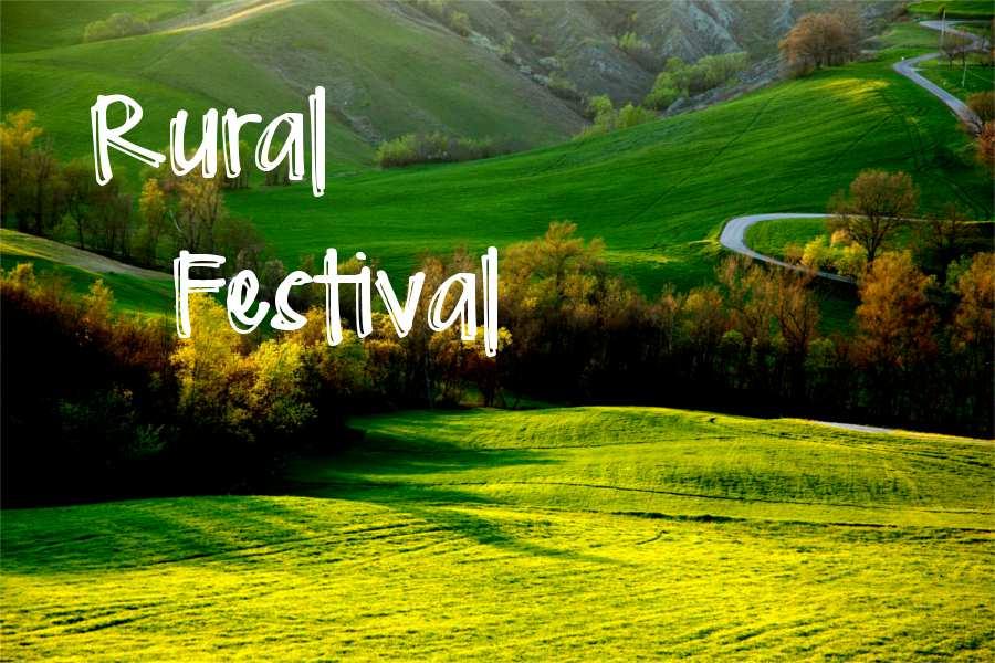 Rural festival copertina