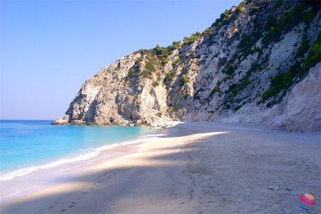 lefkada egremnì spiaggia