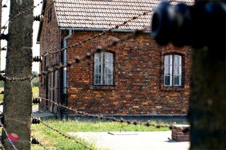 Auschwitz caserma