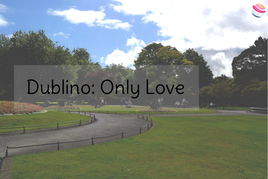 Dublino copertina parco