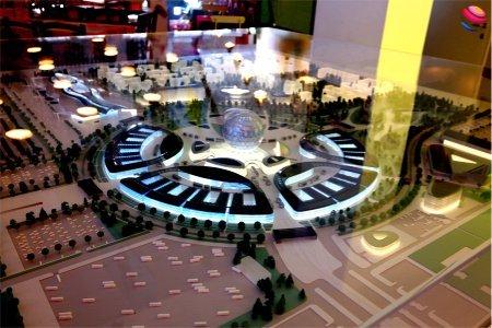 Kazakhstan modello expo astana 2017
