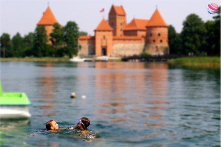 Trakai la prima capitale della lituania idee di tutto un po 39 - Bambolotti che fanno il bagno ...