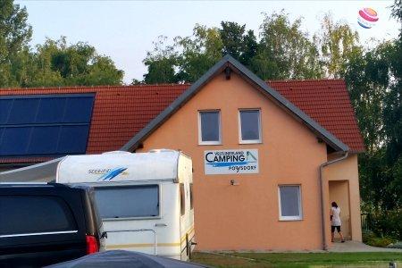 baltikinmaggiolina repubbliche baltiche campeggio austria