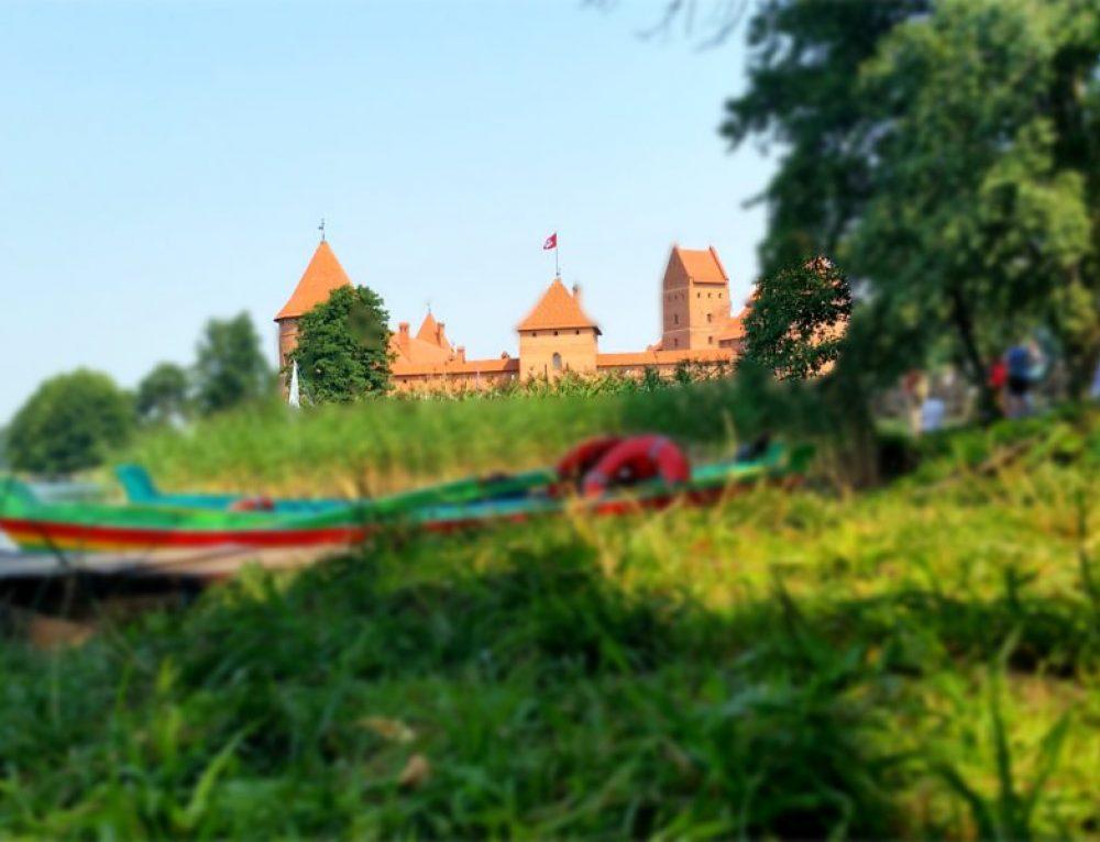 Trakai, la prima capitale della Lituania