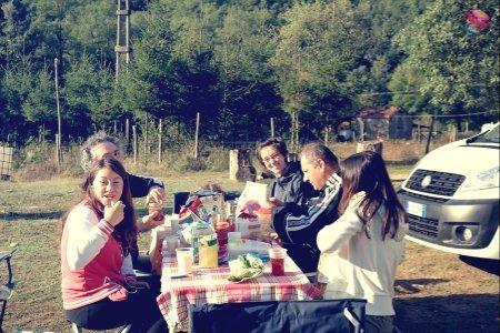Bagni di Lucca colazione a Pian del Fiume