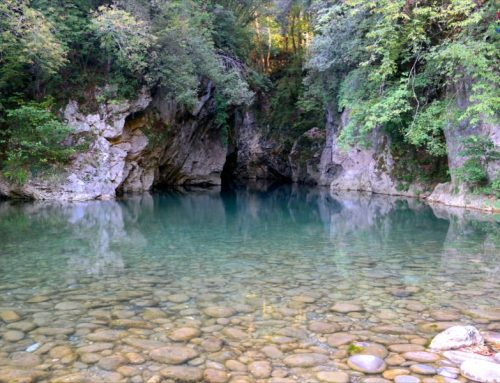 Bagni di Lucca: soft Rafting e trekking Fluviale