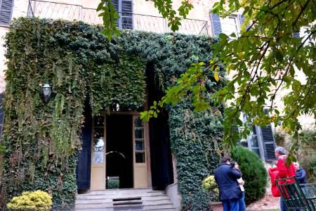 Castelli piacentini visitabili l'ingresso del Castello di Sarmato
