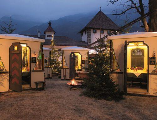 La Foresta natalizia: il villaggio di Natale di Forst