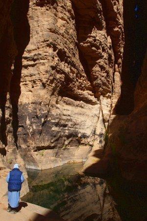 Algeria Tadrart canyon di Essendilène