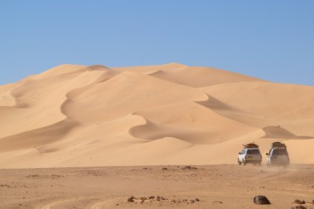 Algeria Tadrart Erg D'Admer
