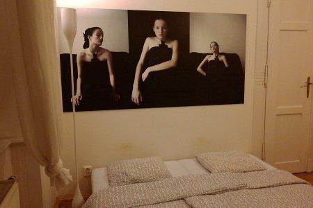 Dormire a Praga centro camera da letto particolare