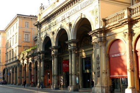 Trekking Urbano di Bologna via indipendenza
