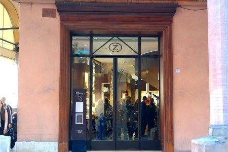 Trekking Urbano di Bologna caffè Zanarini