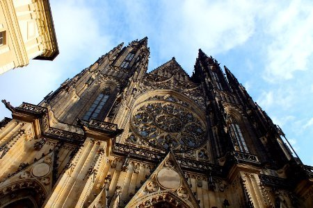 Un viaggio a Praga cattedrale