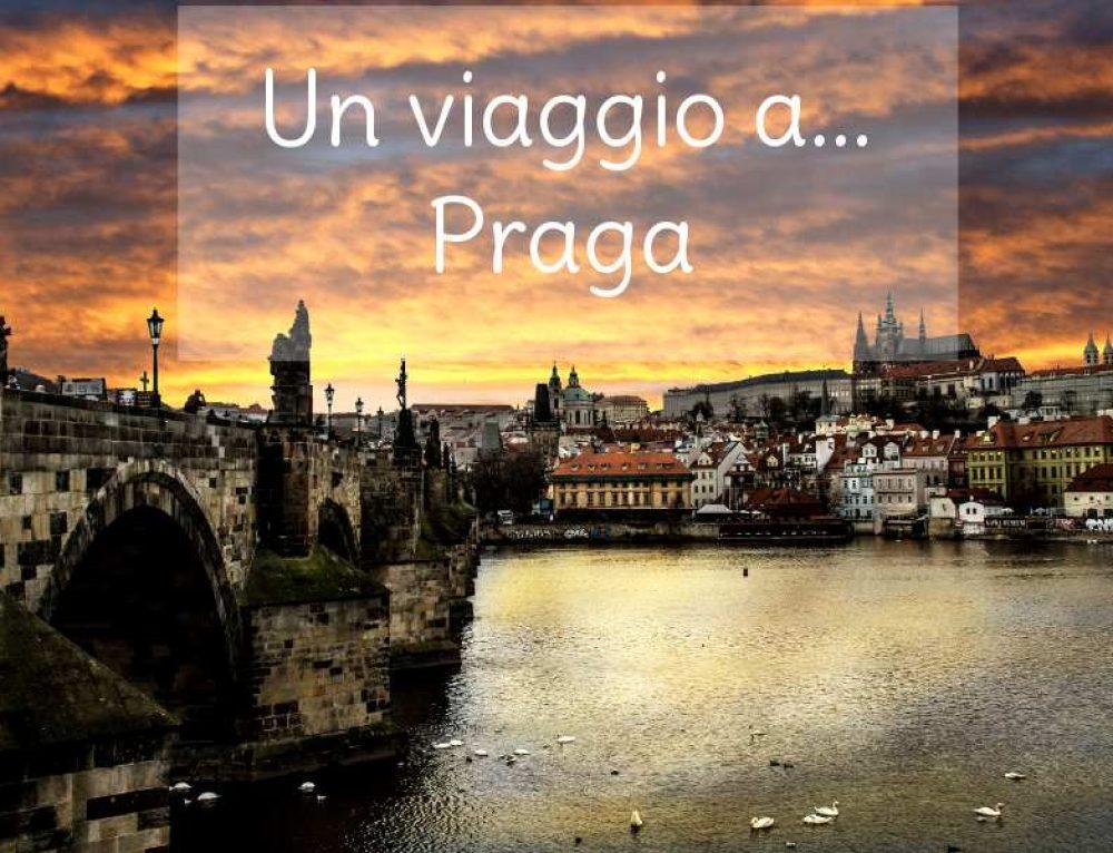 Organizzare un viaggio a Praga