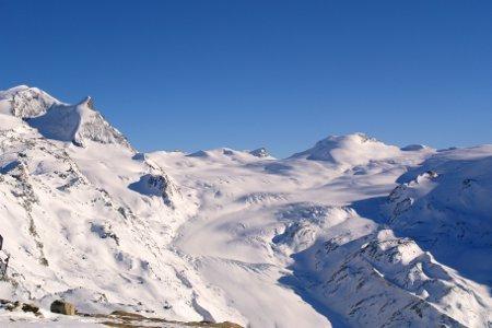 Zermatt trenino panorama del rothorn