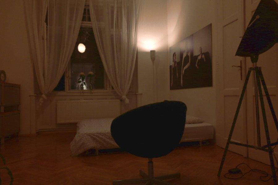 Dormire a Praga centro camera da letto