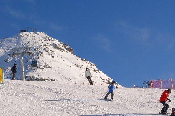 Zermatt trenino Sunnega