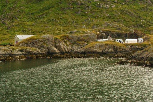 Norvegia in camper a Vesteralen