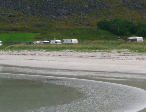 Norvegia in camper