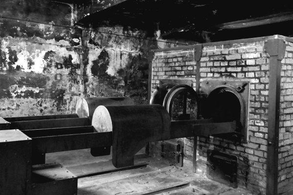 visitare Auschwitz forni cremtori