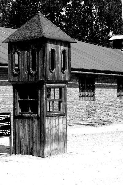 visitare Auschwitz torretta sentinelle