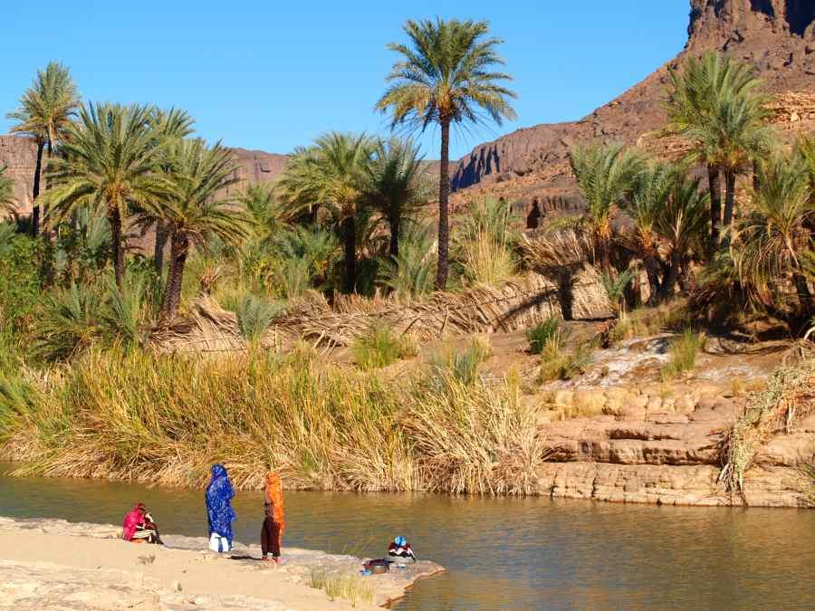 Algeria turismo Ihreir