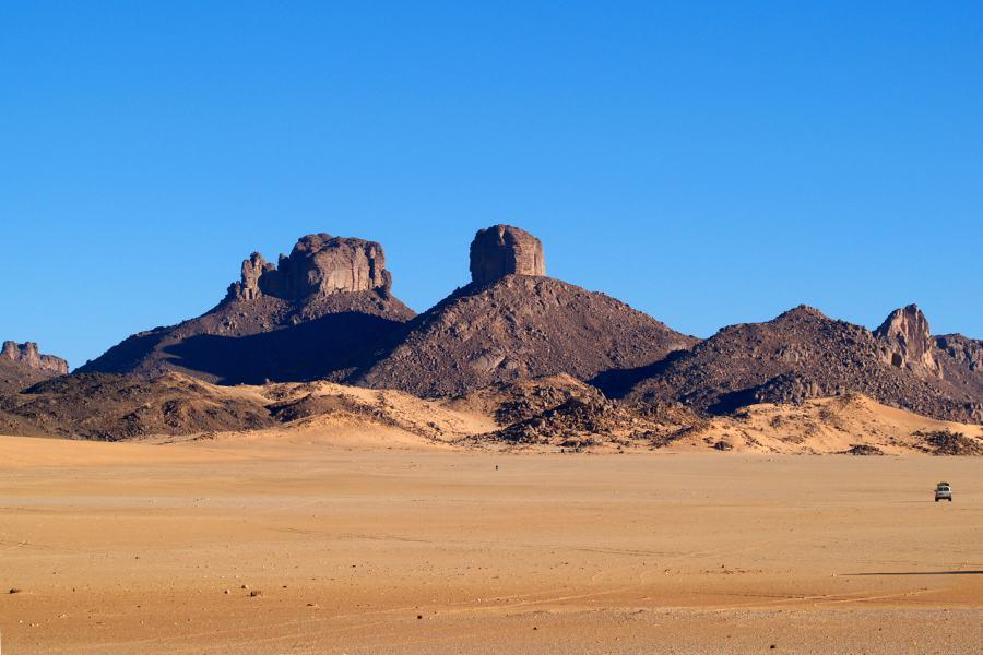 algeria turismo maggiolina nel deserto