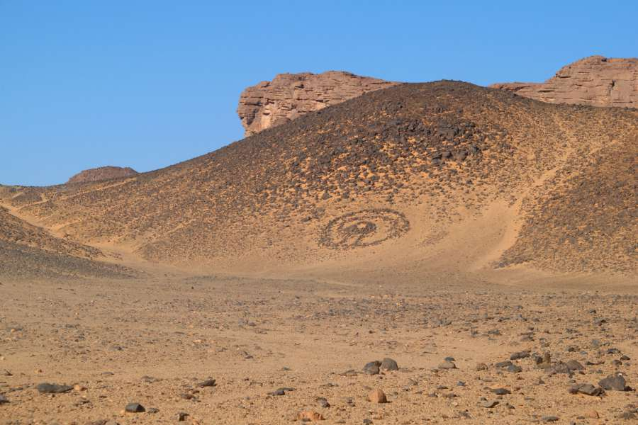 algeria turismo tomba pre islamica