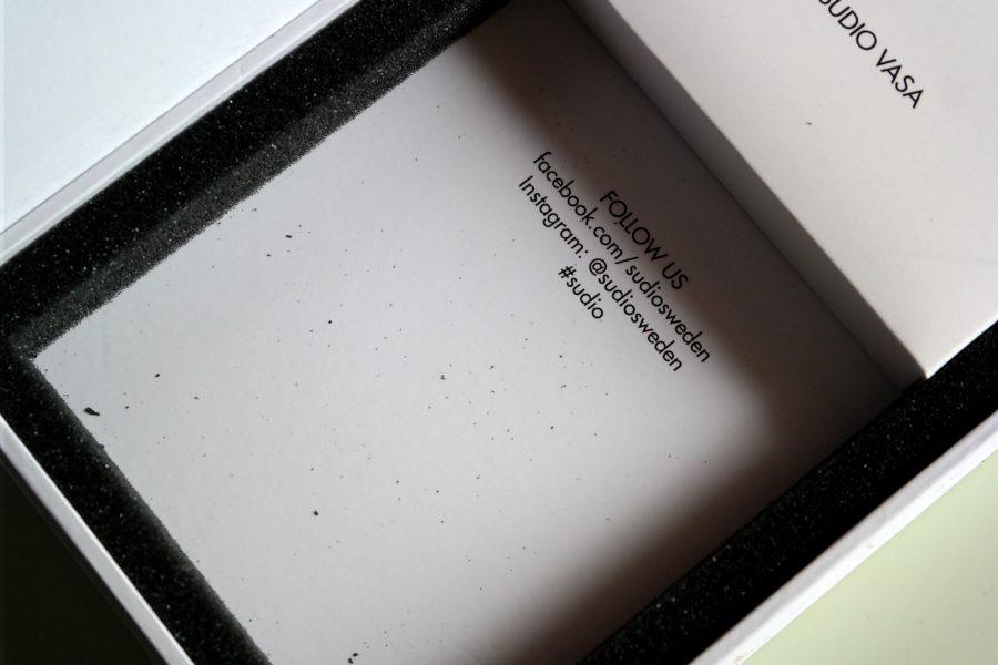 confezione auricolari sudio