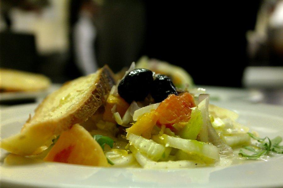 Cucina Siciliana: insalata di arance e finocchio