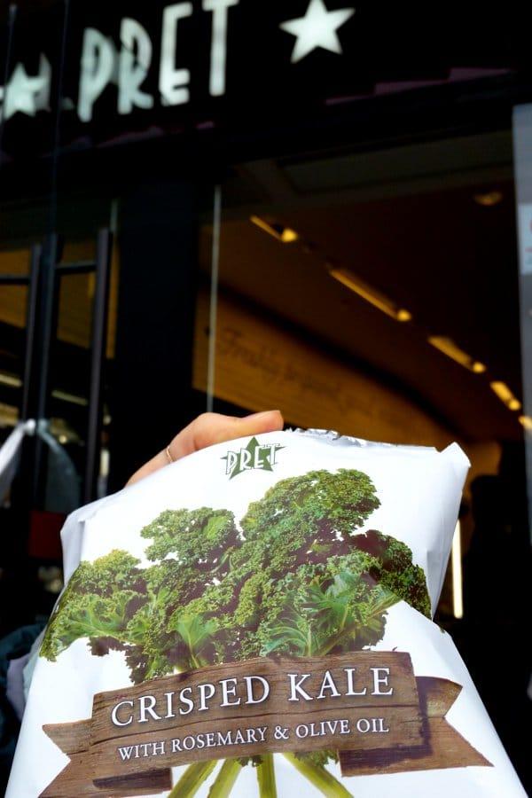i broccoli di Pret a manger
