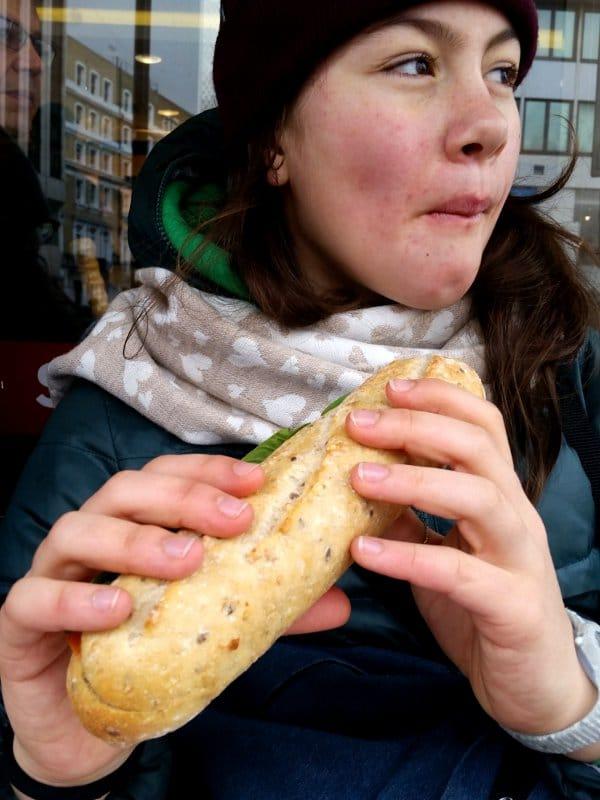 pret a manger panino