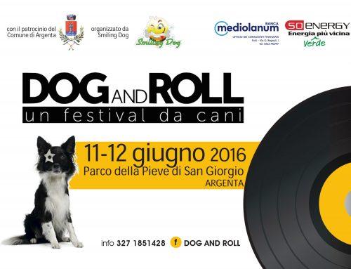 Dog And Roll: un festival da cani