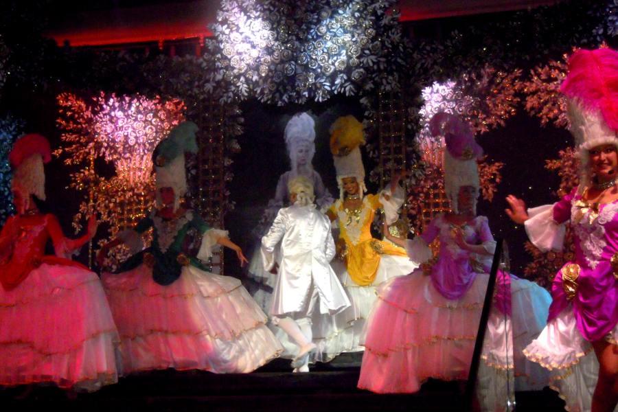 Costa Crociere lo spettacolo serale su Costa magica