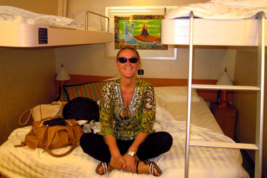 cabina interna Costa magica di Costa Crociere