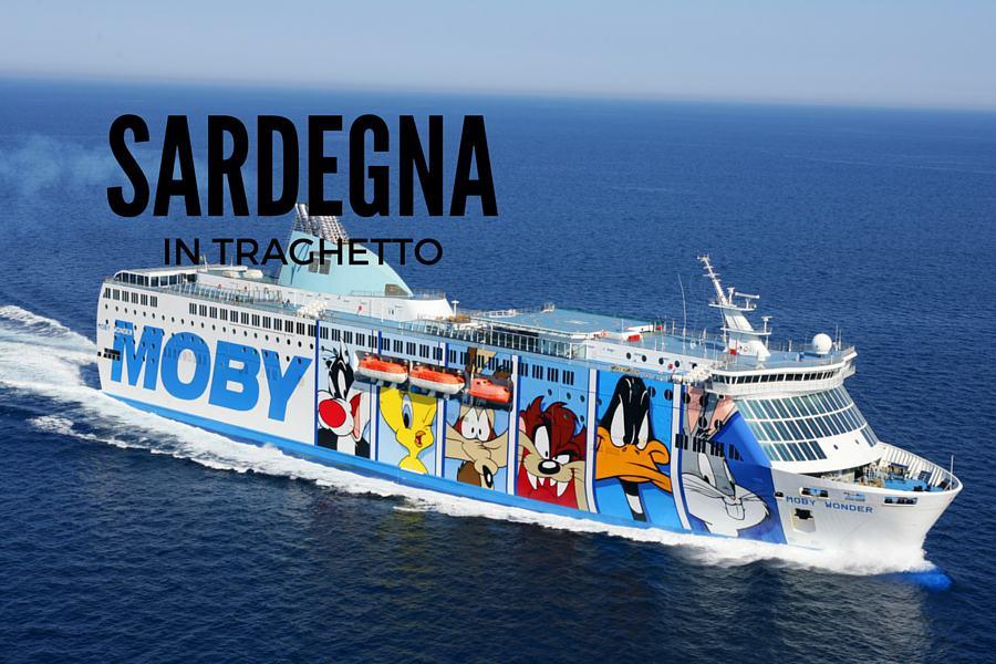 Sardegna in traghetto Moby