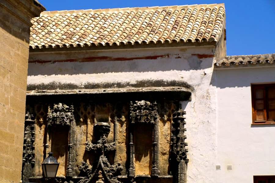 Arcos de La Frontera il primo Pueblos blanco che abbiamo visto