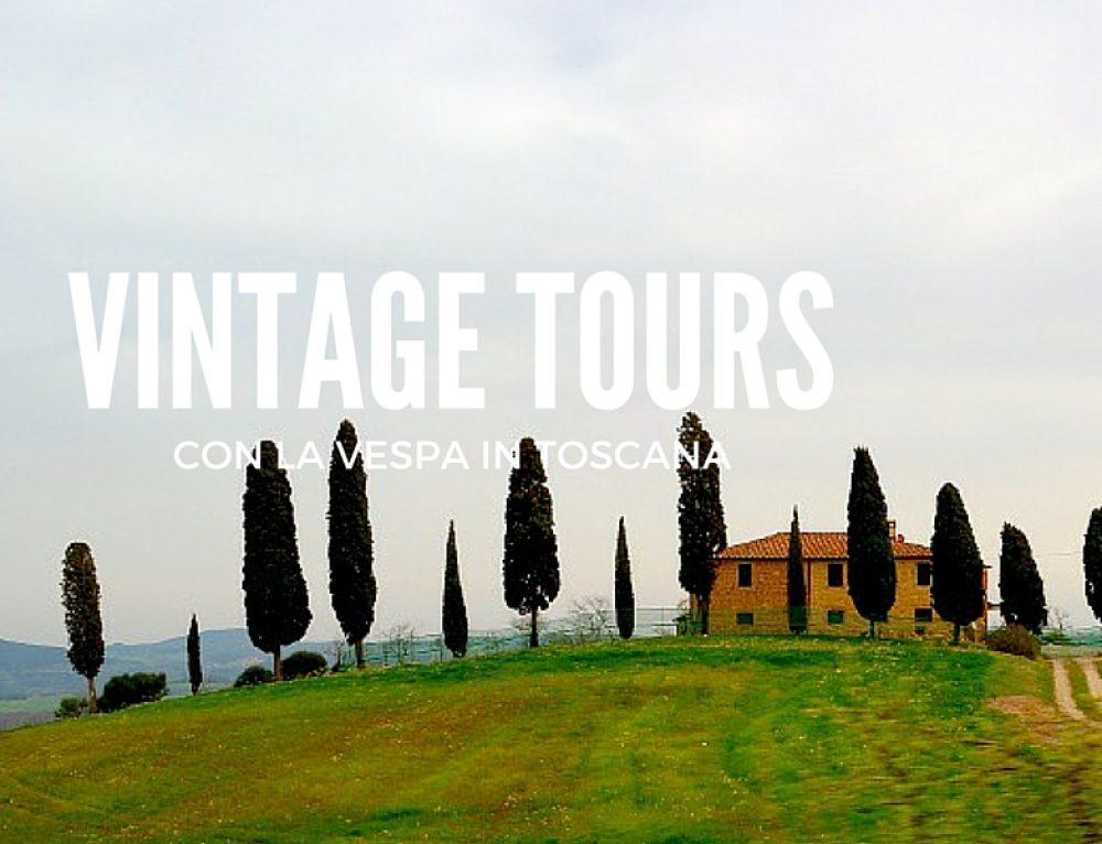 Vintage Tours: itinerari stradali in Vespa in Val d'Orcia