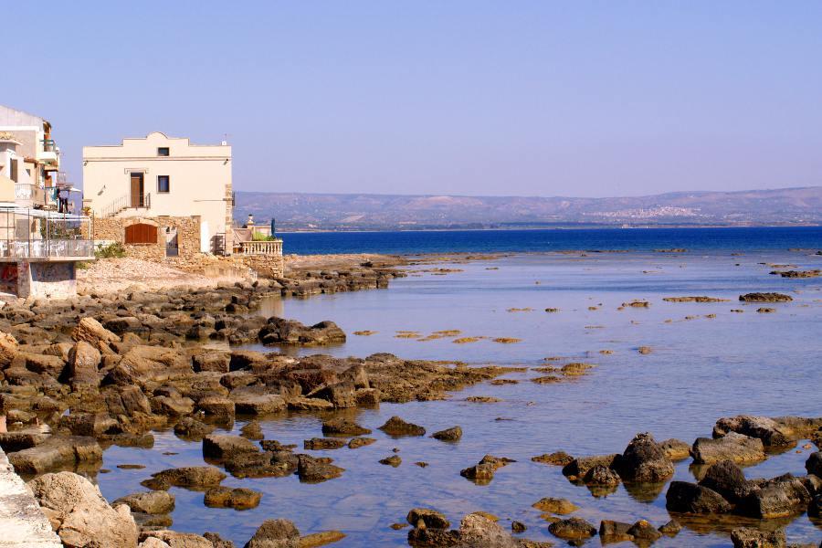 Il mare di Marzamemi