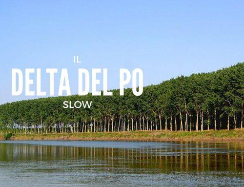 Delta del Po e turismo slow: bici, piedi e battelli