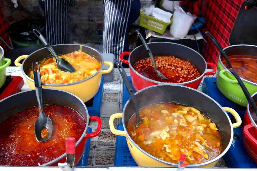 Londra dove mangiare