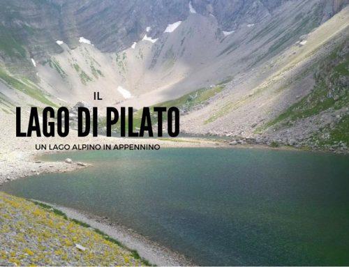 Lago di Pilato: nelle Marche come sulle Alpi