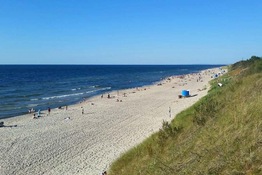 lituania penisola di Neringa