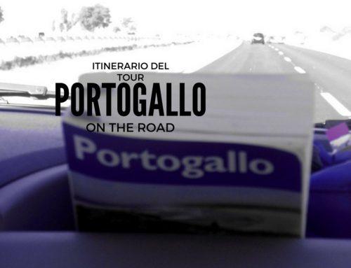 Portogallo: itinerario del tour on the road in maggiolina