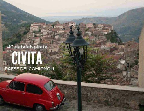 Civita: il paese dei comignoli