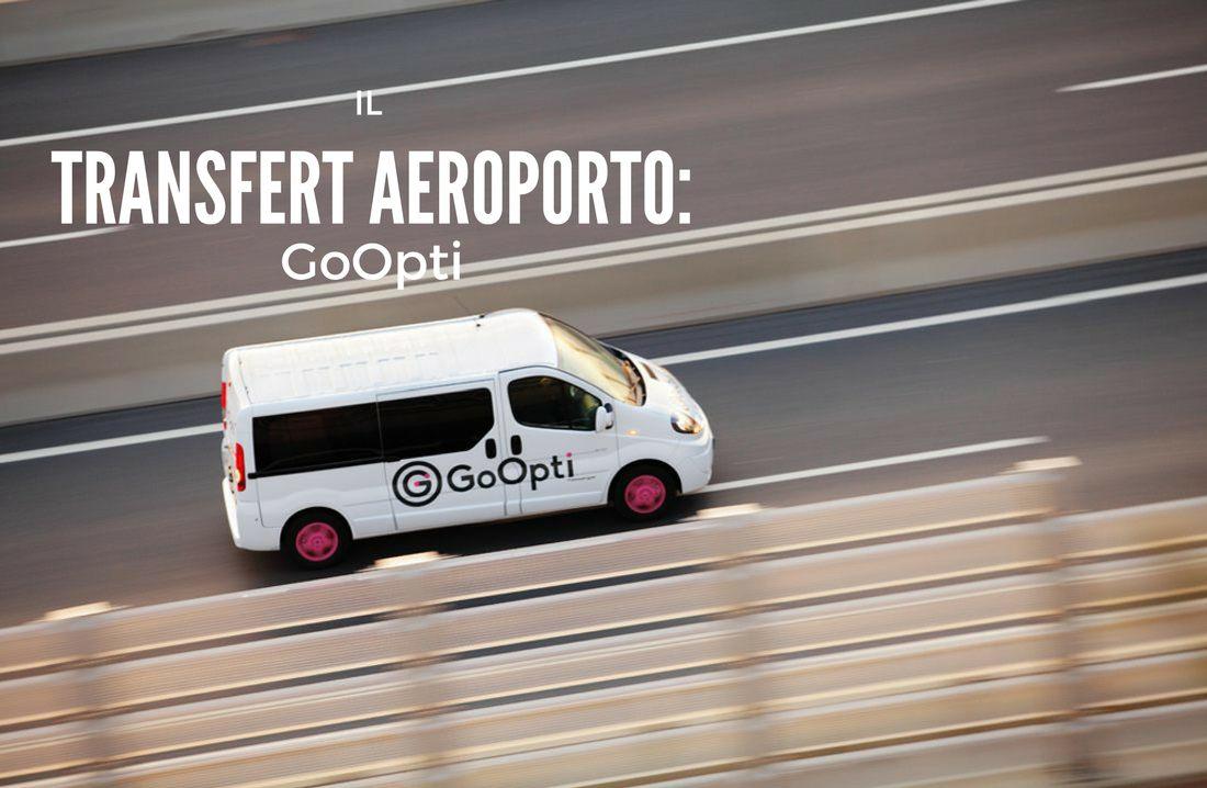 GoOpti: il transfer per l'aeroporto