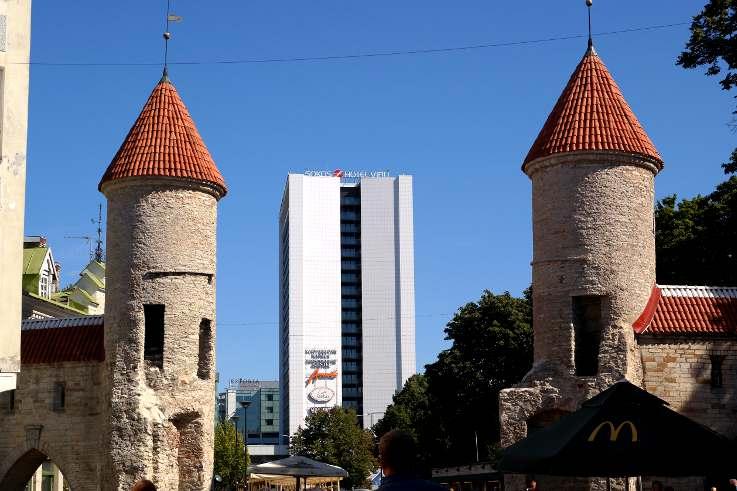 Tallinn hotel Viru