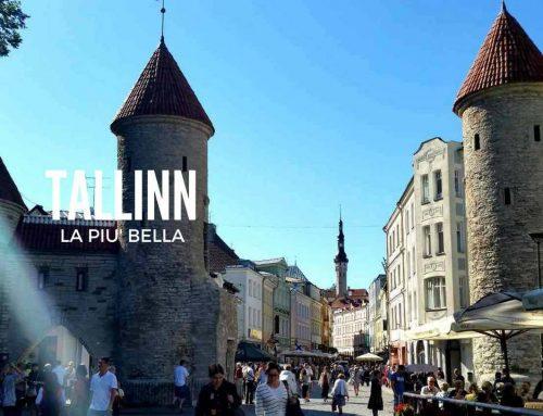 Tallinn: la bellissima capitale dell'Estonia